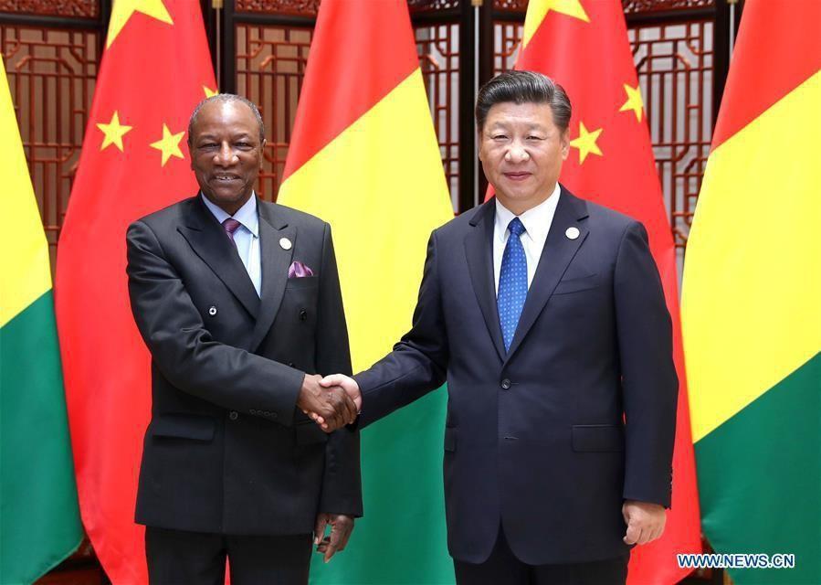 چین ۲۰ میلیارد دلار به گینه وام میدهد