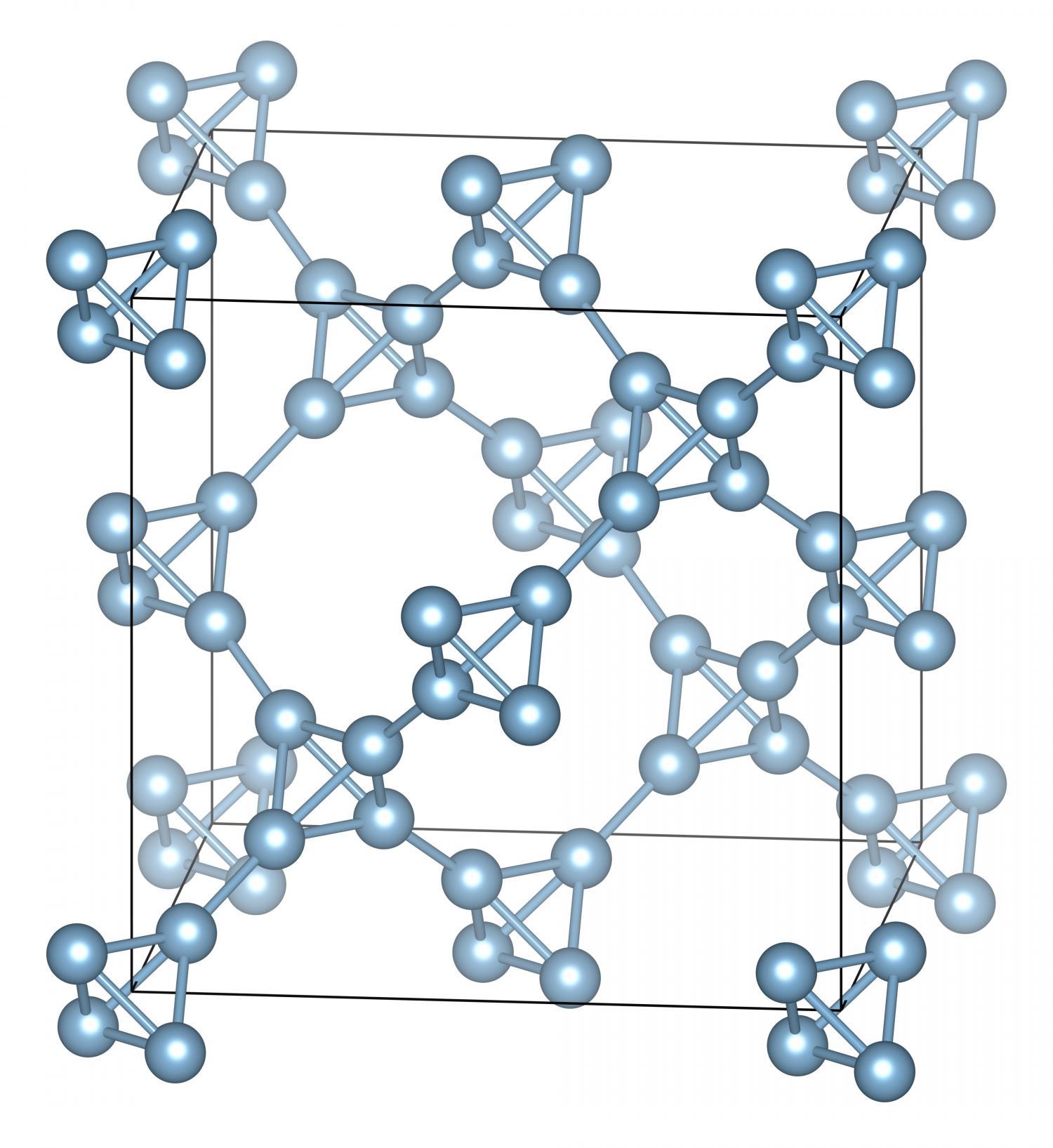 آلومینیوم سبک تر از آب ساخته شد