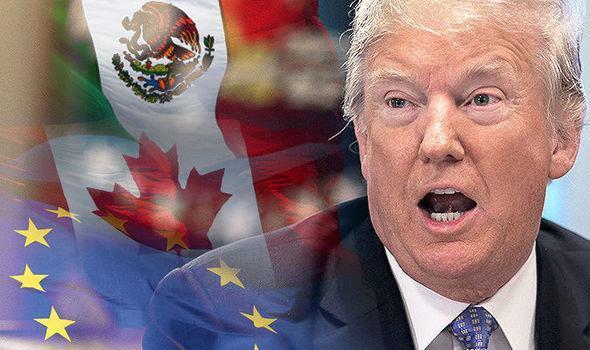 آیا امریکا تعرفه وارداتی فولاد و آلومینیوم مکزیک و کانادا را متوقف می کند؟؟