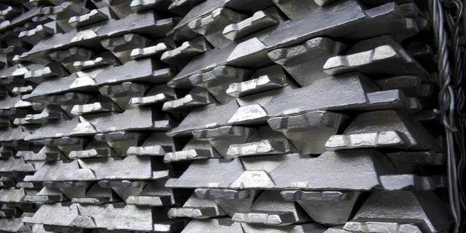 ثبات قیمت آلومینیوم در بازار جهانی