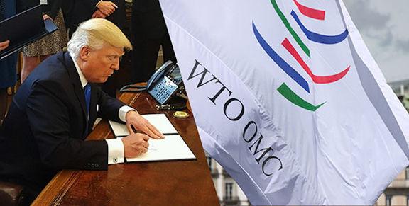 چالش تصمیمگیری سازمان تجارت جهانی برای تعرفههای ترامپ؛  آیا خط قرمزها نادیده گرفته میشوند؟