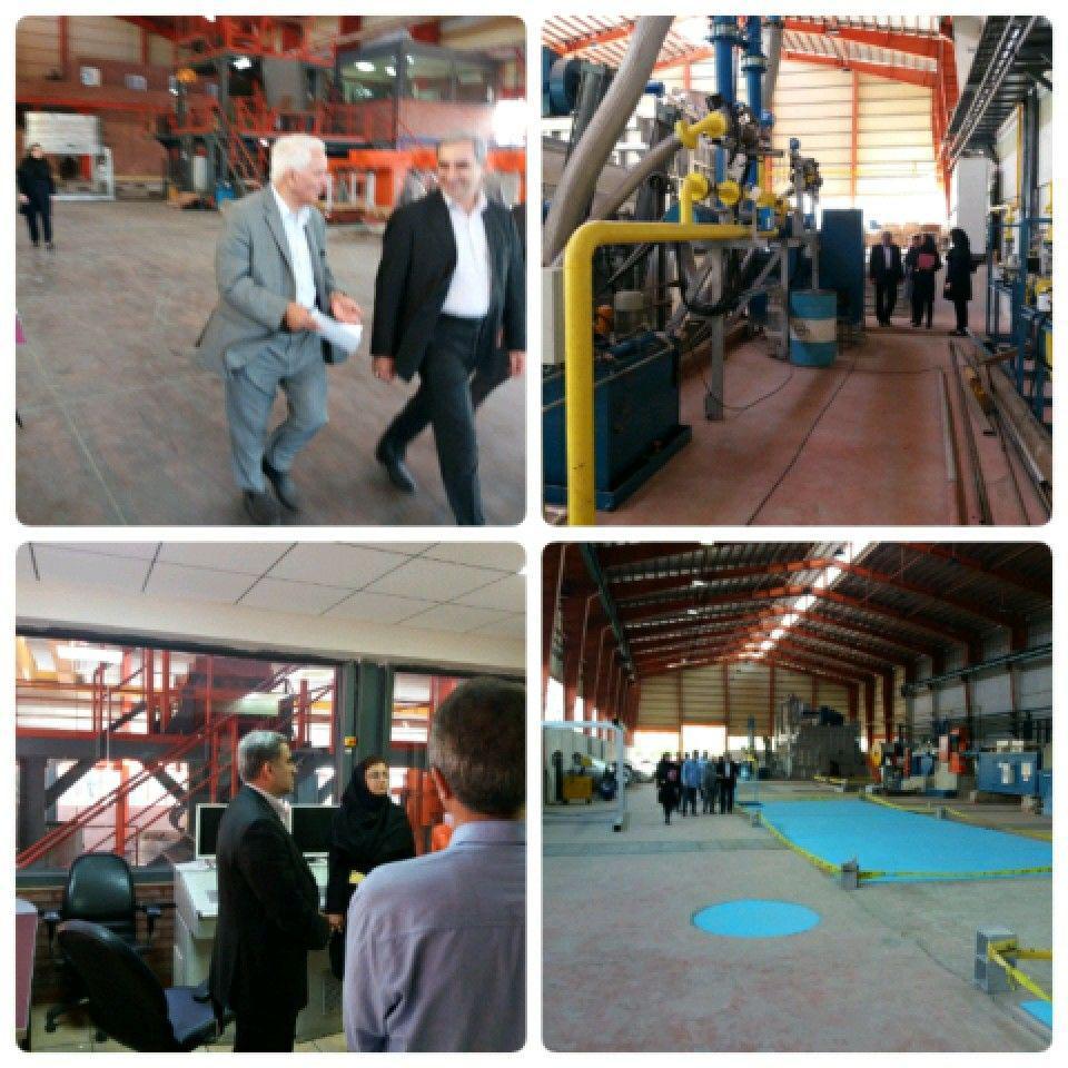 تاسیس بزرگترین شرکت کابل آلومینیومی خاورمیانه در گیلان