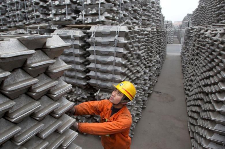 رشد غیر منتظره تولید آلومینیوم چین