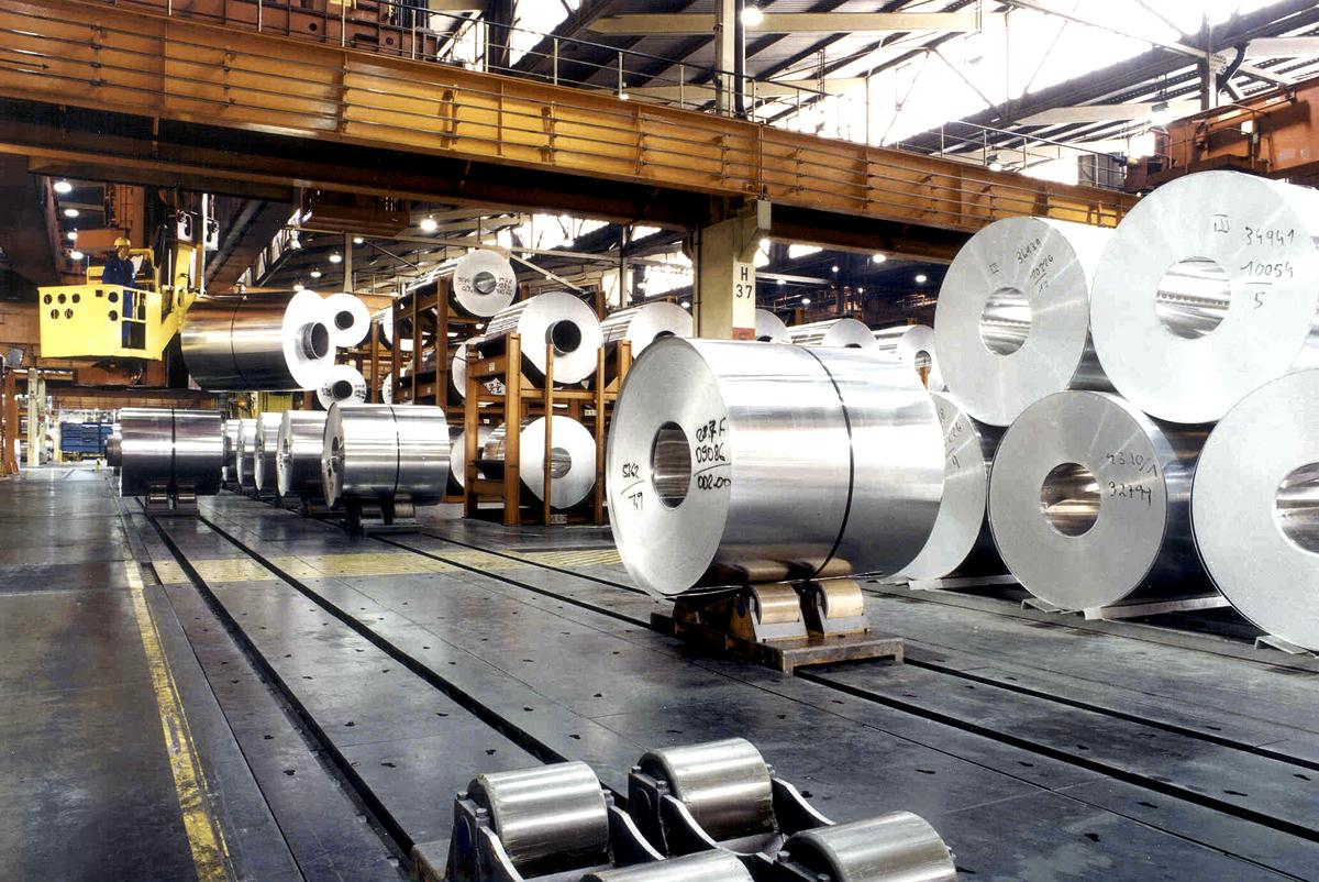 تکمیل چرخه فعالیت های صنعتی با فعالیت کارخانه آلومینیوم جنوب