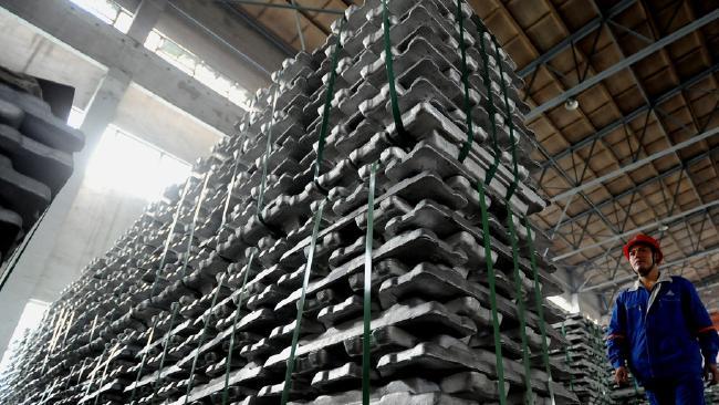 روند صادرات آلومینیوم چین همچنان مناسب است