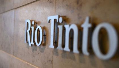 حمل محموله های سنگ آهن ریوتینتو در سال 2020 تا 5 درصد افزایش می یابد