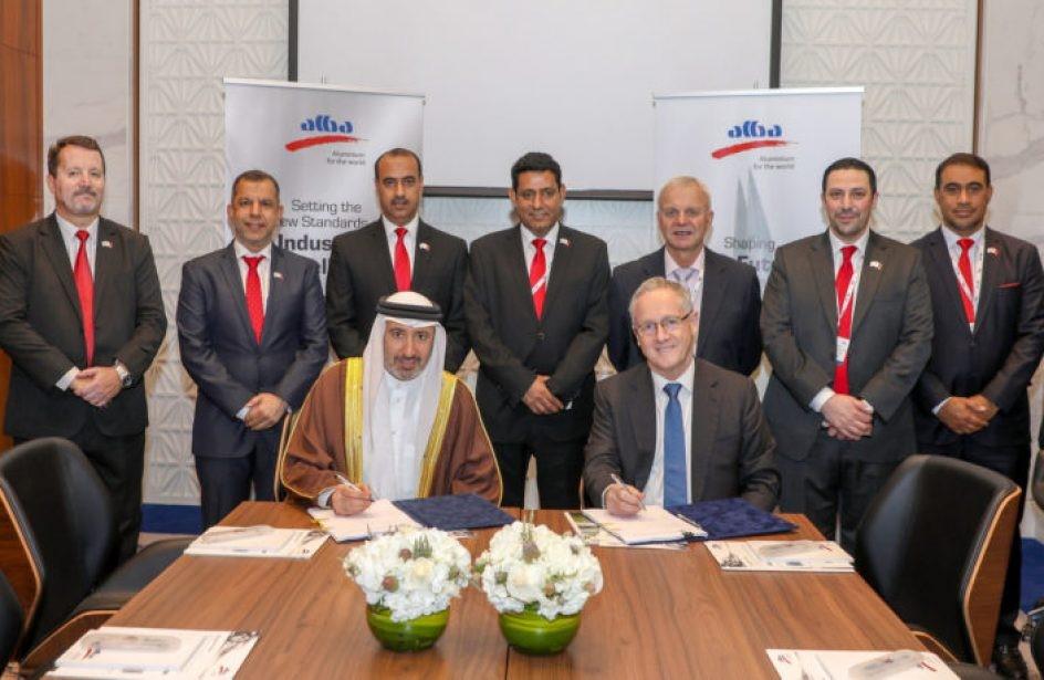 آلومینیوم بحرین شریک فناوری خود را انتخاب کرد/ آلبا محصولات با ارزش افزوده بالا و سازگار با محیط زیست تولید می کند