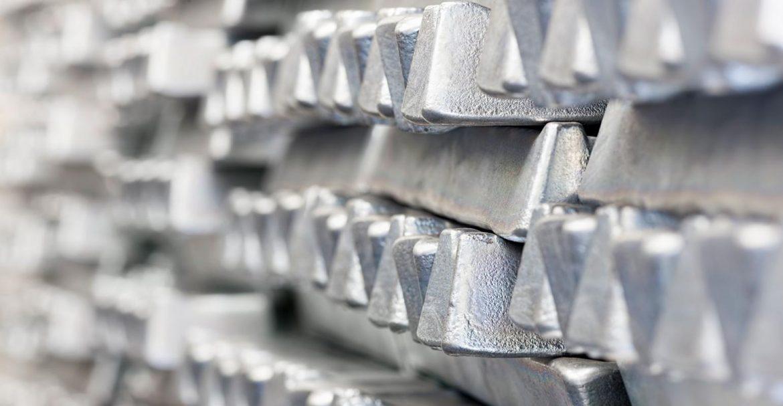 تولید آلومینیوم اولیه قارة اروپا در ماه اکتبر