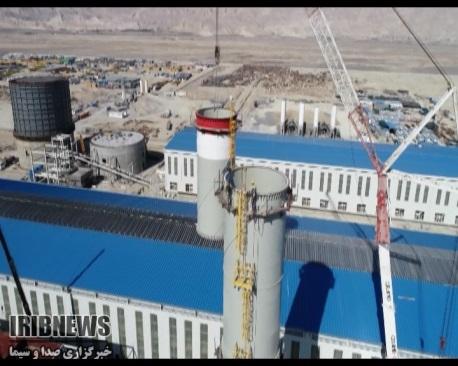 پیشرفت ۸۲ درصدی ساخت مدرنترین کارخانه آلومینیوم جنوب