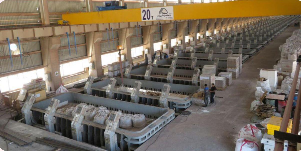 فاز تولیدی شمش آلومینیوم جاجرم به طور حتم تا پایان امسال افتتاح میشود