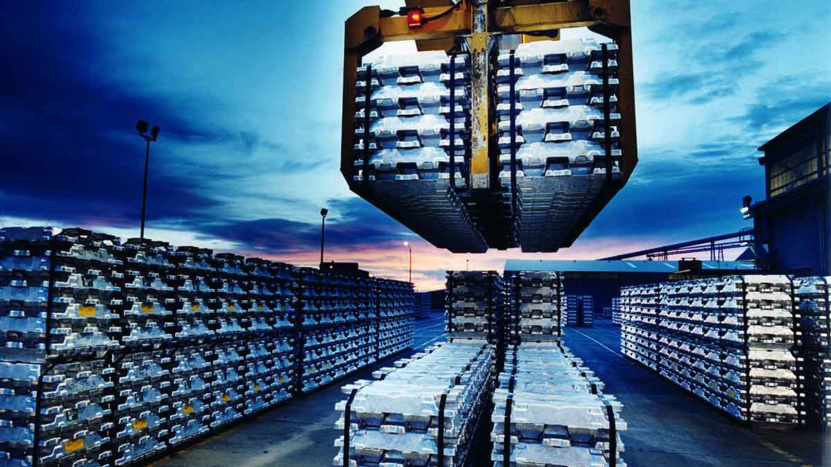 روابط تجاری ایالات متحده و چین مهمترین عامل تعیین قیمت آلومینیوم