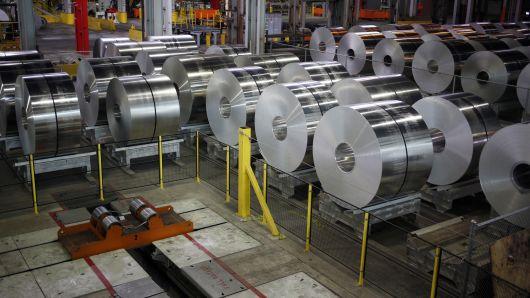 پیشبینی شرکت آلکوا: افزایش قیمت آلومینیوم طی هفتههای آتی