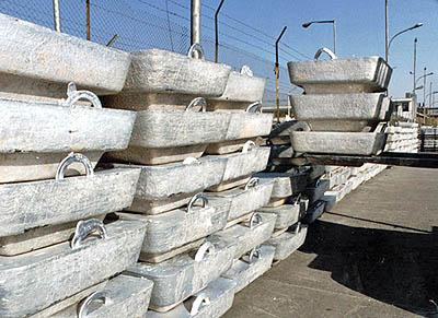 چین در صدر تولیدکنندگان آلومینیوم؛ تولید 33میلیون تن در سال2018