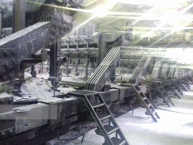 دیگهای دههی ۵۰ شرکت آلومینیوم ایران راهی موزه ایرالکو شدند/ افزایش چشم گیر تولیدات