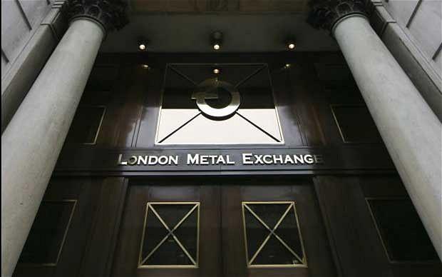 تأثیر جنگ اقتصادی ترامپ برروی قیمت فلزات در نخستین روز کاری بورس لندن