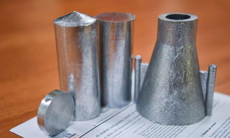 اختراع آلیاژ آلومینیومی جدید برای صنایع هوا-فضا و خودروسازی