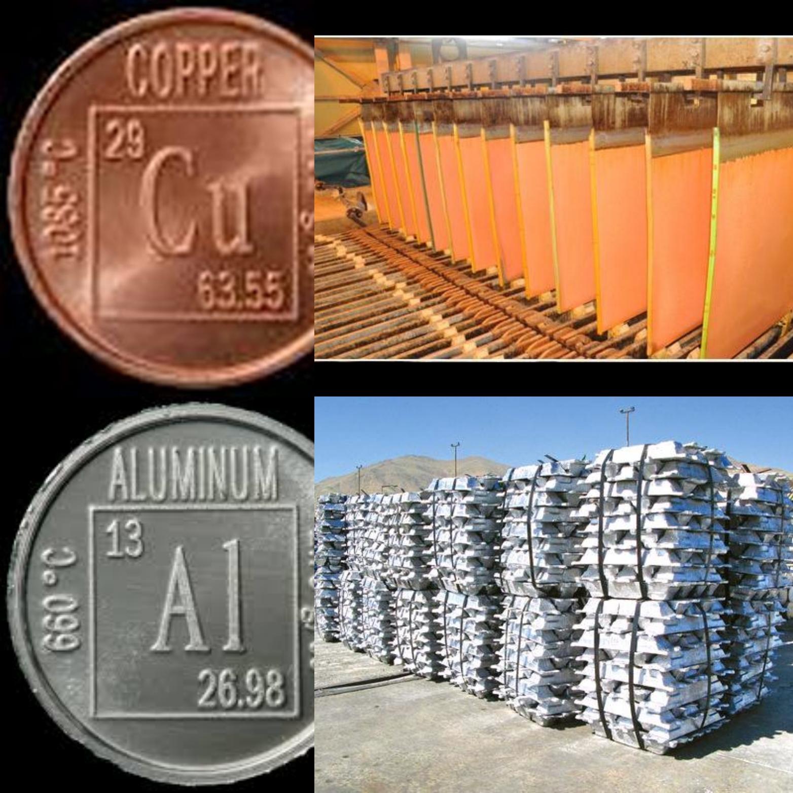 افزایش تجارت آلومینیوم و مس با تصویب قرارداد معامله تجاری بین اتحادیه اروپا و مرکوسور