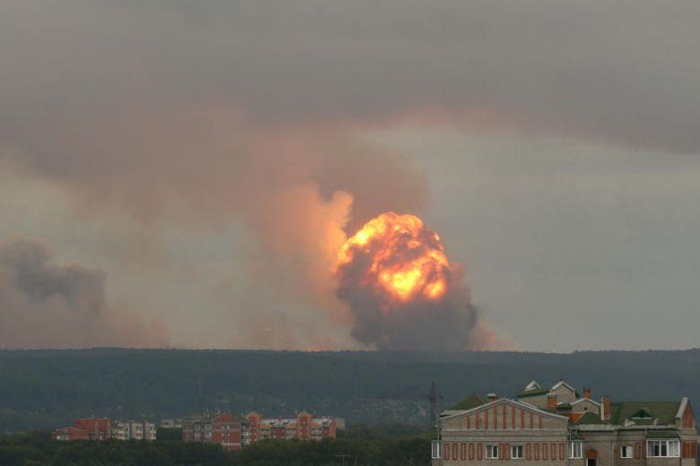 انفجار در پایگاه نظامی روسیه، تولید آلومینای روسال را متوقف ساخت