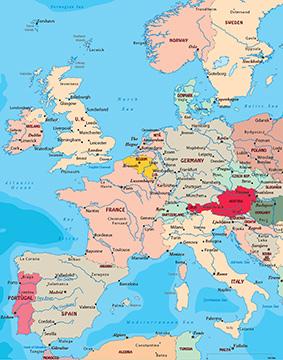 کاهش یک درصدی تولید آلومینیوم اروپای غربی در ماه جولای