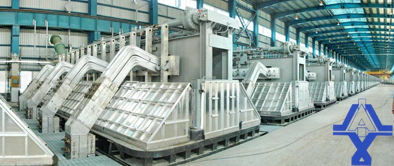 کاهش 2 درصدی میزان تولیدات شرکت آلومینیوم ایران در تیرماه98