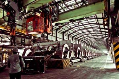تولید بیش از 92 هزار تن آلومینیوم در شرکت آلومینیوم المهدی
