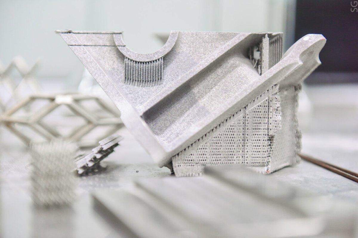 بهبودی فناوری چاپ سهبعدی از آلومینیوم