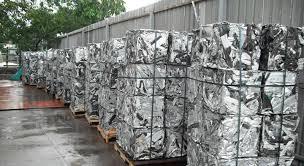 افزایش ۳۰ درصدی واردات قراضه آلومینیومی چین