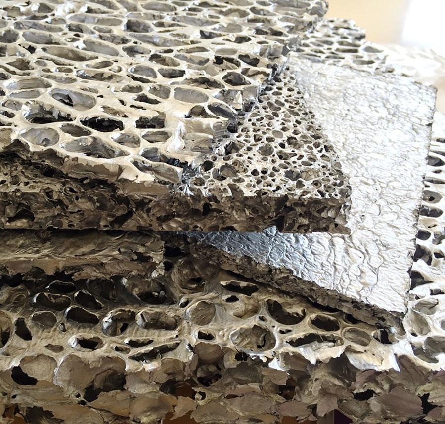 ایران تنها تولیدکننده «فوم آلومینیوم» در منطقه
