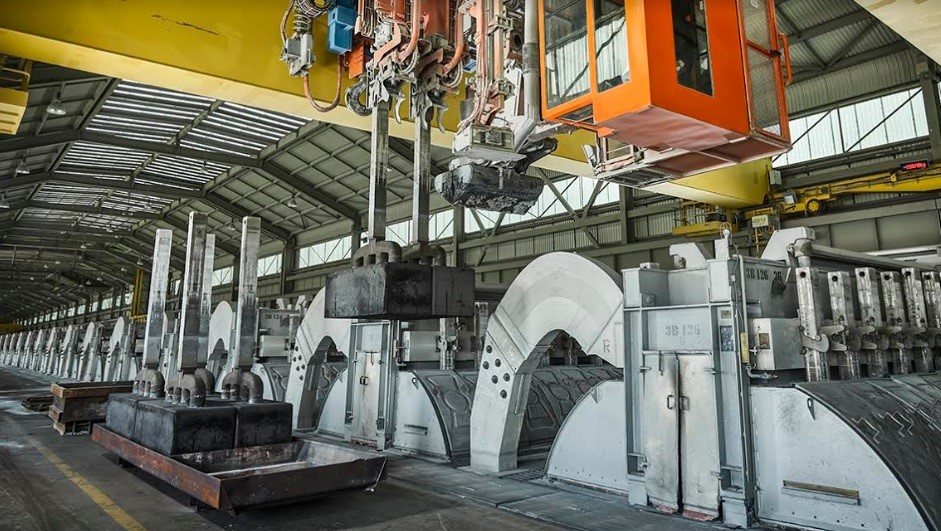 تحریم، پاشنه آشیل تولید آلومینیوم