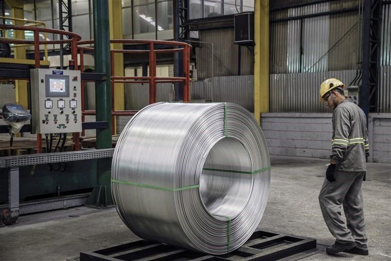 فولاد و آلومینیوم سازان برزیل به دنبال دریافت کمک دولت برای مقابله با تعرفه های آمریکا
