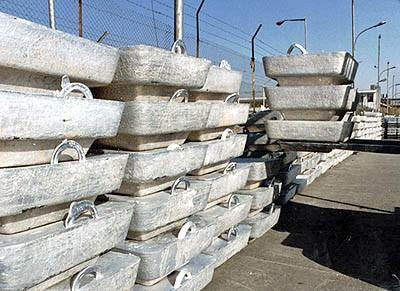 افزایش 47 درصدی تولید شمش آلومینیوم در شرایط تشدید تحریم ها و کرونا