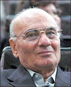 پدر متالورژی ایران دار فانی را وداع گفت