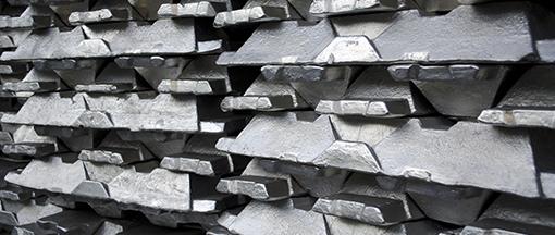تغییرات قیمت آلومینیوم در بورس فلزات لندن