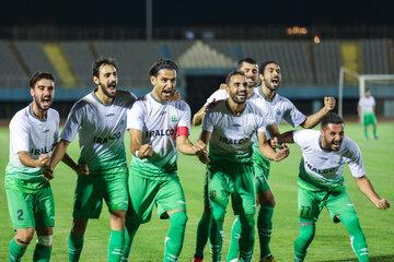 حمایت قاطع ایرالکو از نماینده فوتبال اراك در لیگ برتر