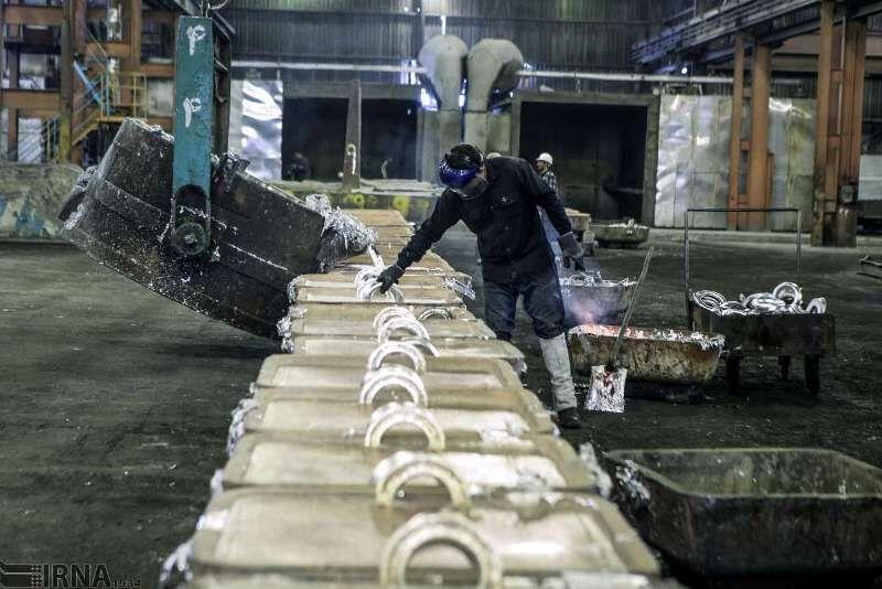 آلومینیوم سردمدار افزایش تولید در بین فلزات اساسی