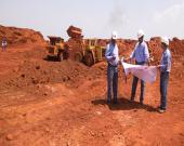 نالکو در صدد توسعه حجم تولید آلومینا: تامین بوکسیت لازم برای فاز پنجم پالایشگاه آلومینای نالکو