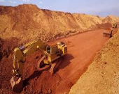 هزینه تولید یک تن خاک بوکسیت ۵ دلار، نرخ جهانی ۵۰ دلار