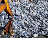 بازیافت آلومینیوم سود دارد : صرفهجویی ۹۰ درصدی انرژی با قراضههای طلایی آلومینیوم