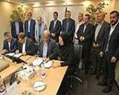 امضای قرارداد ساخت نخستین کارخانه تولید آلومینا با بوکسیت معدن خارجی