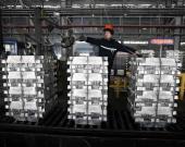 افزایش بیسابقه واردات آلومینیوم به چین