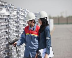 دریافت جایزة بینالمللی نوآوری توسط شرکت اماراتز گلوبال آلومینیوم