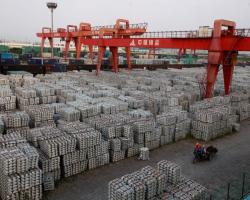 چه چیز عامل افزایش صادرات آلومینیوم چین در ماه نوامبر بود؟