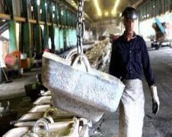 روند نزولی فروش ماهانه آلومینیوم ایران (ایرالکو)