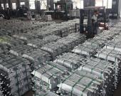 افزایش صادرات آلومینیوم چین در سال ۲۰۱۸