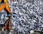 افزایش چشمگیر قیمت قراضههای آلومینیومی در طی یک هفته