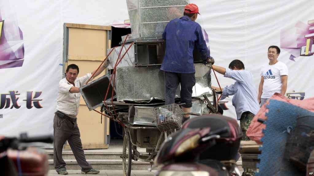 ضرر و زیان تولیدکنندگان آمریکایی و تصمیم نهایی بر واردات ورق از چین