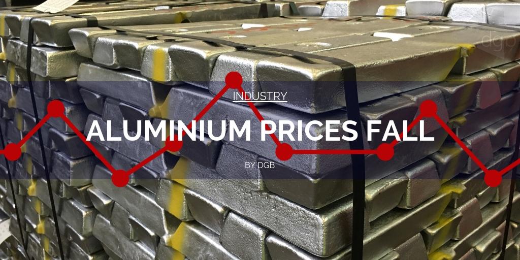 سقوط قیمت آلومینیوم به کمترین رقم طی یک سال و نیم اخیر در صبح روز ۲۵ دسامبر