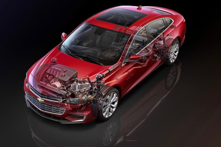 تحول در صنعت خودروسازی با نانو-تیوبهای آلومینیوم-کربنی