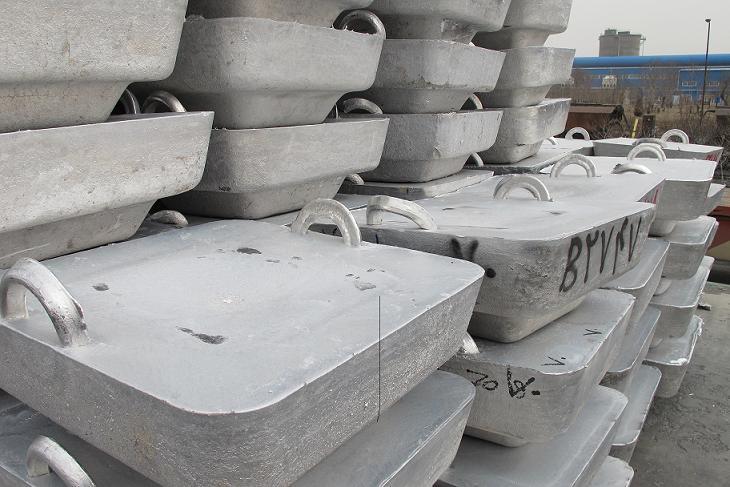 قیمت شمش آلومینیوم 50 درصد از قیمت پایه آلومینیوم پیشی گرفته است