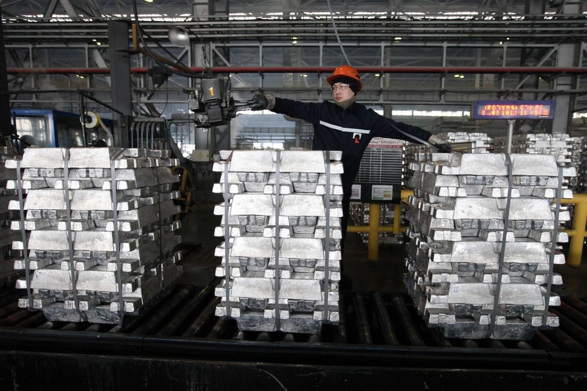 افزایش تولید و مصرف آلومینیوم چین